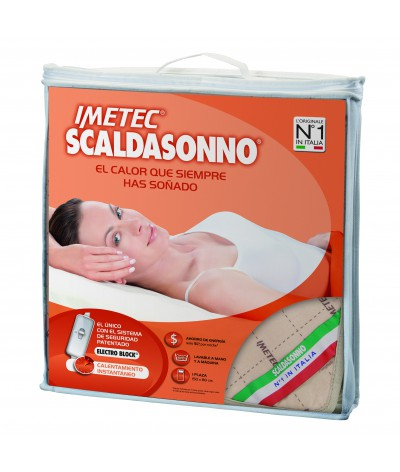 Scaldasonno Individual 150 x 70 cms