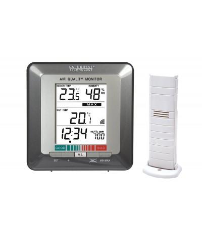 Monitor calidad del aire WS272 color Gris