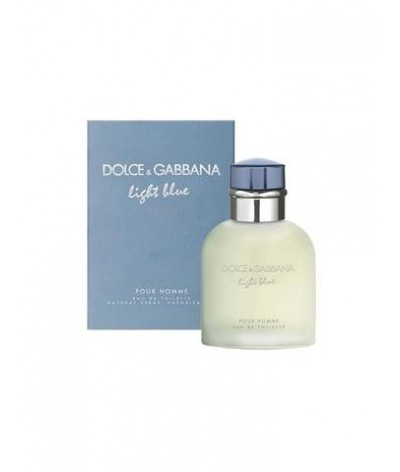 Dolce & Gabbana LIGHT BLUE POUR HOMME EDT 125 ML