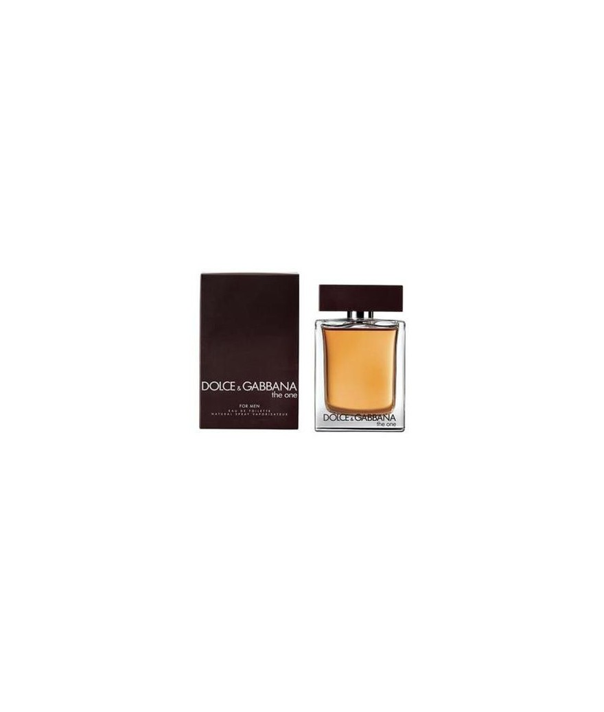 Dolce & Gabbana THE ONE FOR MEN EDT 100 ML
