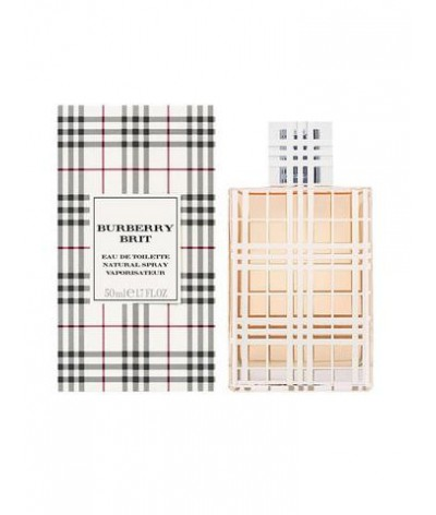 Burberry BRIT WOMEN EDT 50 ML