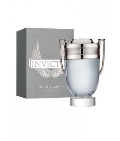 Paco Rabbane INVICTUS FOR MEN EDT 100 ML