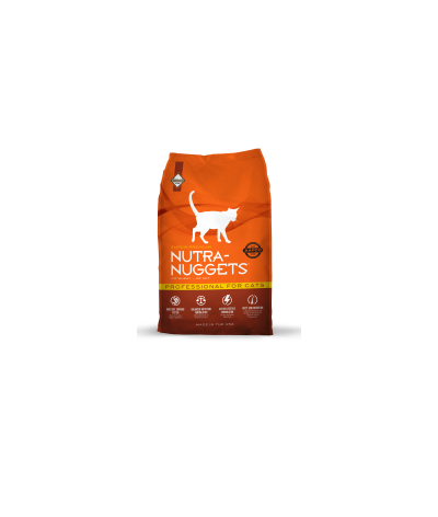 Nutra Nuggets Cat Professional 7,5kg