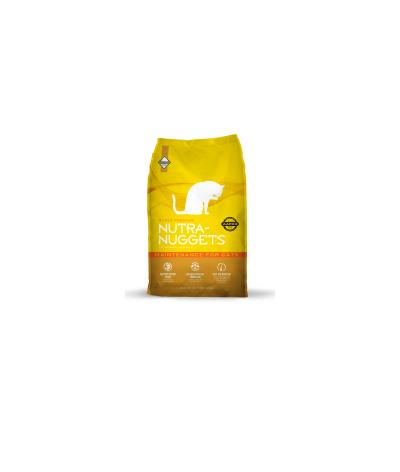 Nutra Nuggets Cat Mantención 3kg