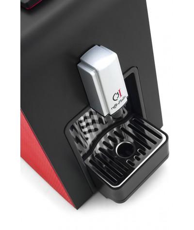 Maquina de cafe CHIKKO ROJA