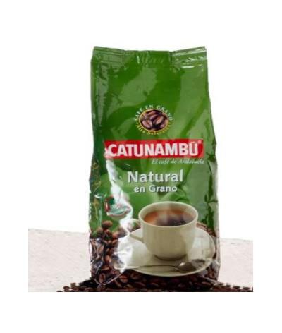 Café natural en granos 250grs