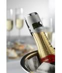 Tapon cromado para botella de champagne Trudeau