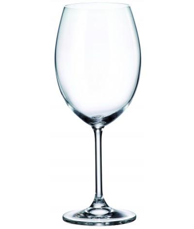 Set 6 copas Vino tinto