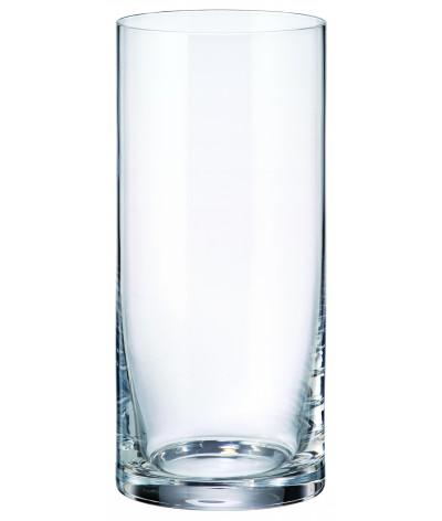 SET 6 VASOS LONGDRINK Cristal de Bohemia