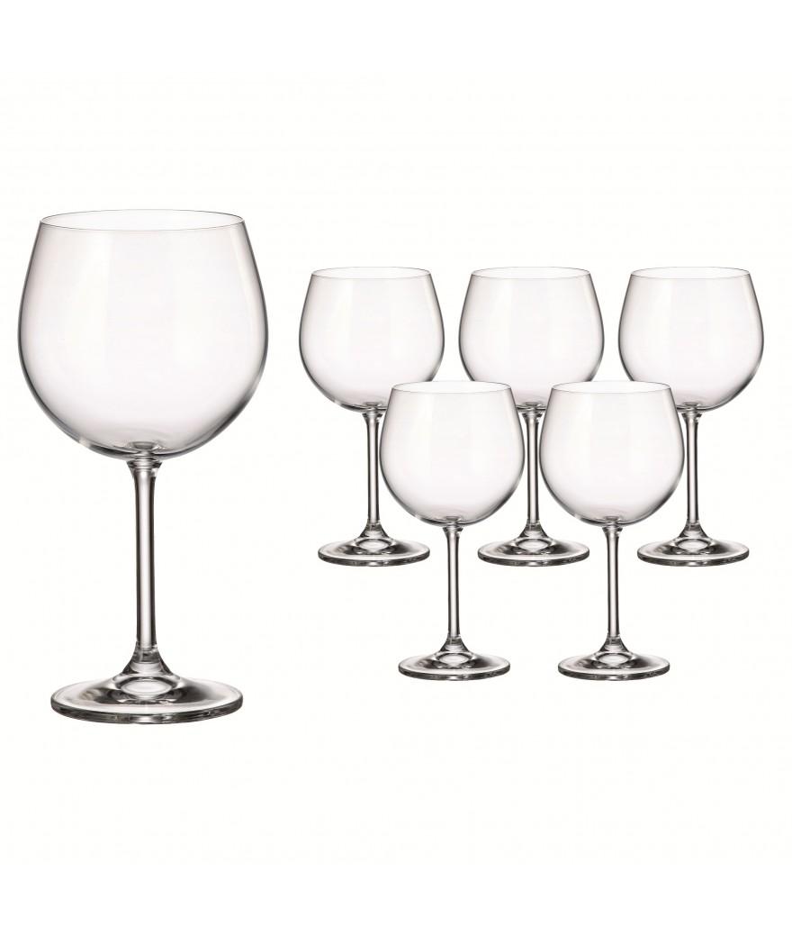 Set 6 copas Gin/Aperol