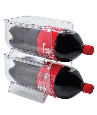 Contenedor para 2 Botellas de Bebida