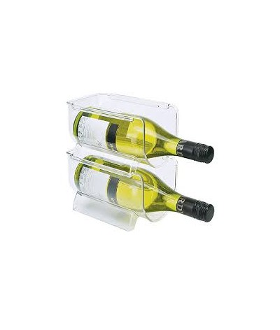 Contenedor para 2 Botellas de Vino