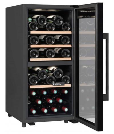 Cava vinos negra 41 botellas Climadiff CS41B1