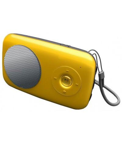 BRAUN Sappy Parlante HI-FI de alta calidad con radio FM y tarjeta Micro SD, compatible con MP3