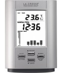 Pluviómetro profesional WS9006 de la Crosse Technology