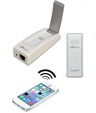 Data Logger Internet MA10001 con termómetro exterior Mobile-Alerts