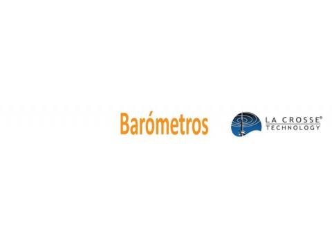 Barómetros digitales de escritorio