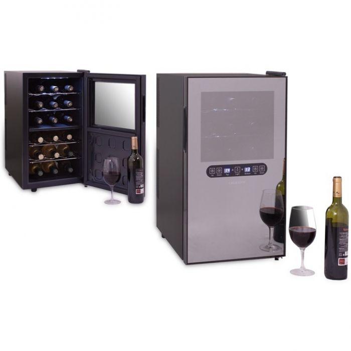 Cavas eléctricas para conservar el vino - Fullmundo Tienda en Línea