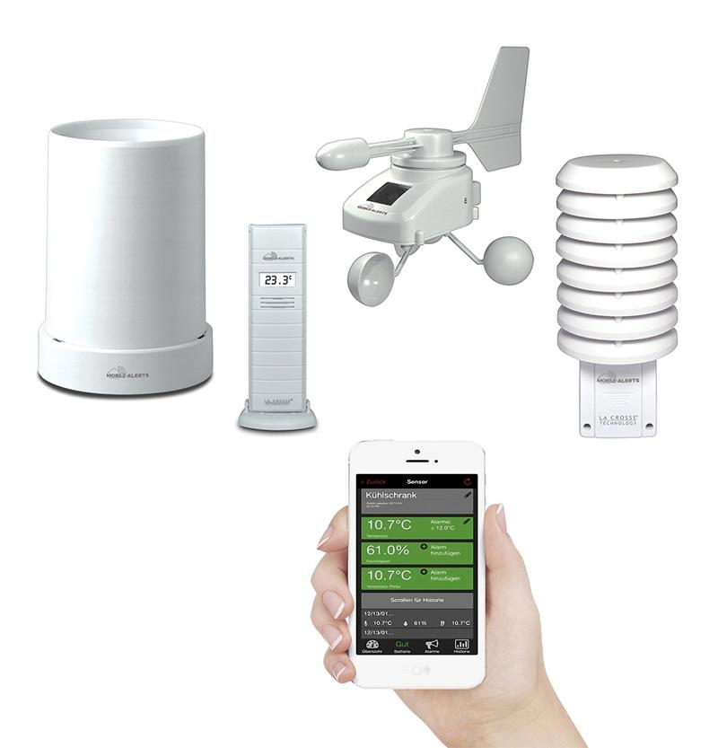 Estaciones meteorológicas y barómetros - Fullmundo tienda en línea